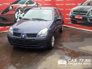 Renault Symbol Москва