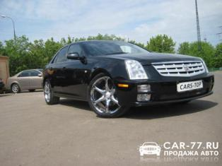 Cadillac STS Москва