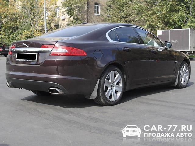 Jaguar XF Москва