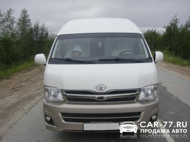 Toyota HiAce Ханты-Мансийск