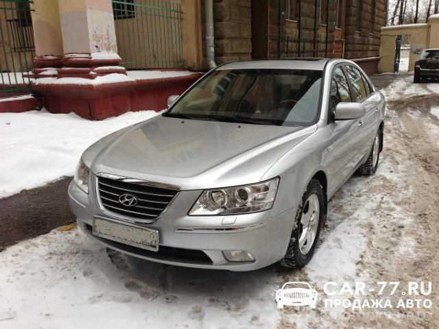 Hyundai NF Sonata Москва