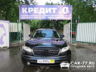 Infiniti FX Москва