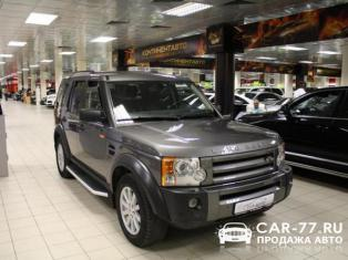 Land Rover Discovery Москва