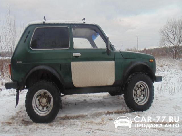 ВАЗ 2121 (Нива) 4x4 Бронницы