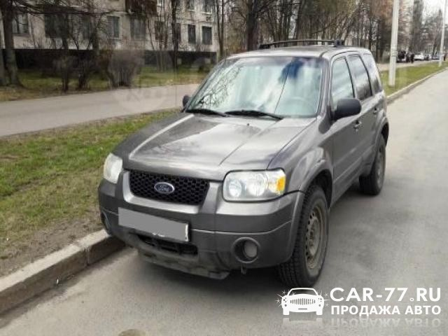 Ford Escape Дмитров