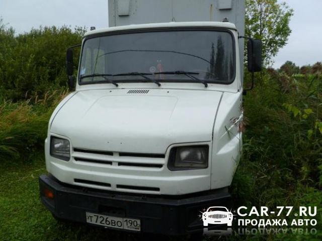 ЗИЛ 5301 Орехово-Зуево