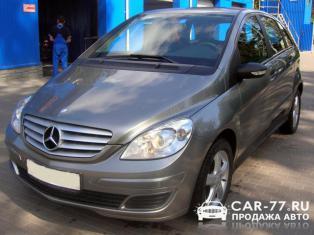 Mercedes-Benz B-class Москва