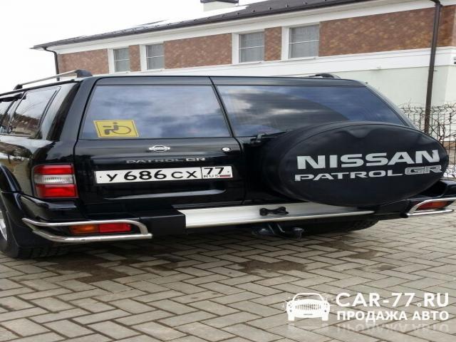 Nissan 613 Москва