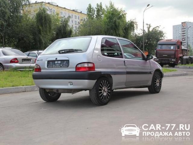 Citroen Saxo Москва
