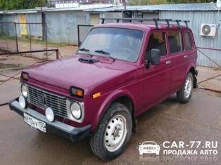 ВАЗ 2131 Клин