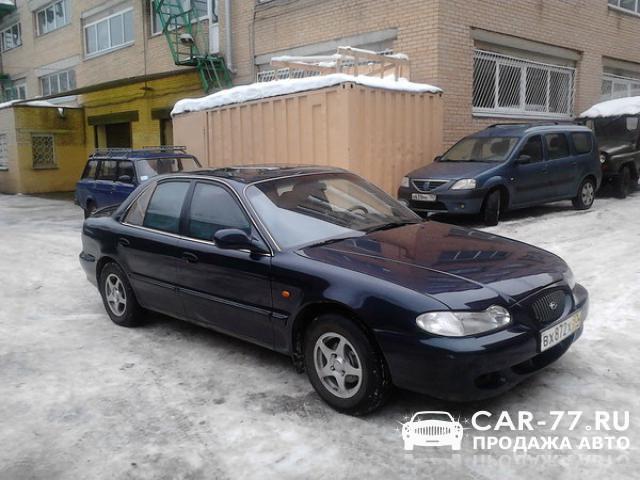 Hyundai Sonata Москва