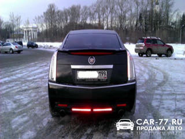 Cadillac CTS Москва