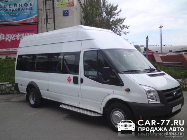 Ford Transit Чехов