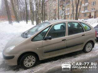 Citroen Xsara Москва