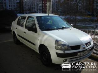 Renault Symbol Московская область