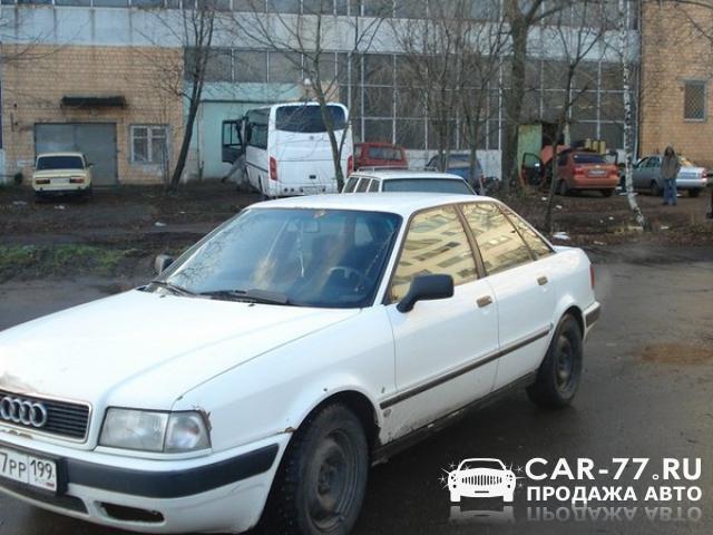 Audi 80 Москва