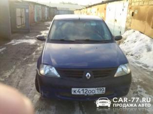Renault Logan Егорьевск