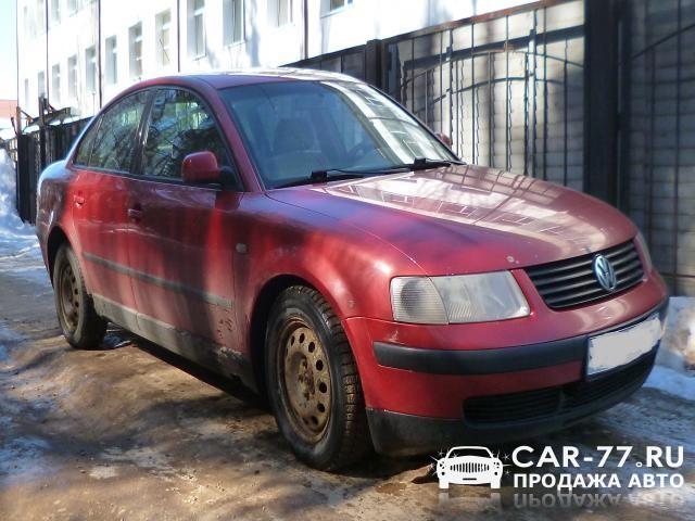 Volkswagen Passat Московская область