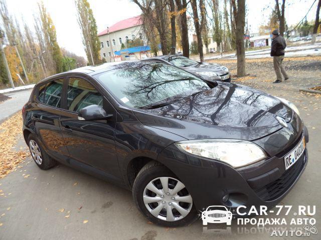 Renault Megane Воронеж