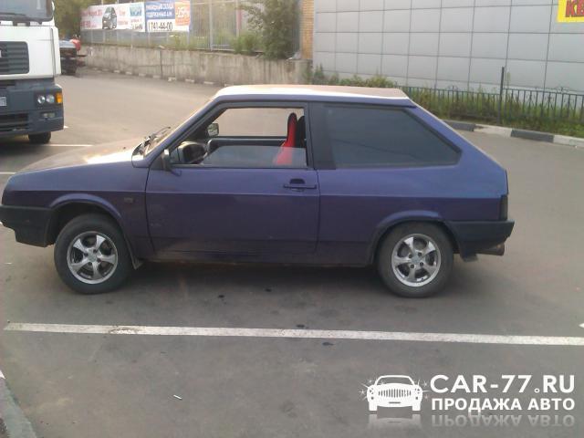 ВАЗ 2108 Москва