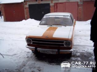 Opel Kadett Москва