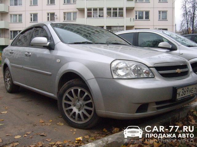 Chevrolet Lacetti Домодедово