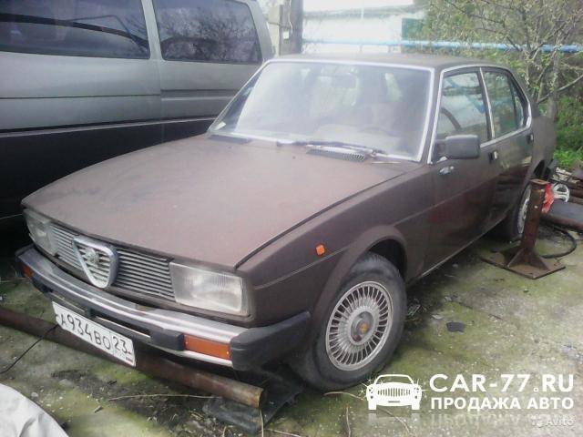 Alfa Romeo 164 Краснодарский край