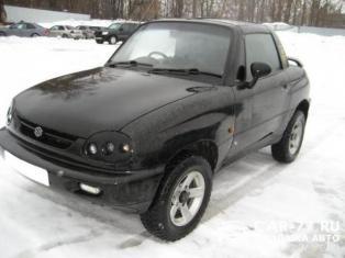 Suzuki X-90 Москва