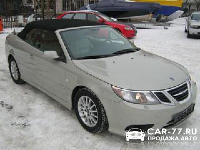 Saab 9-3 Москва
