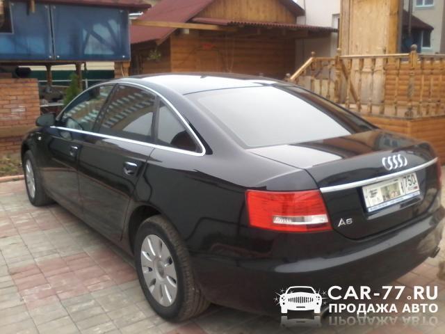 Audi A6 Московская область
