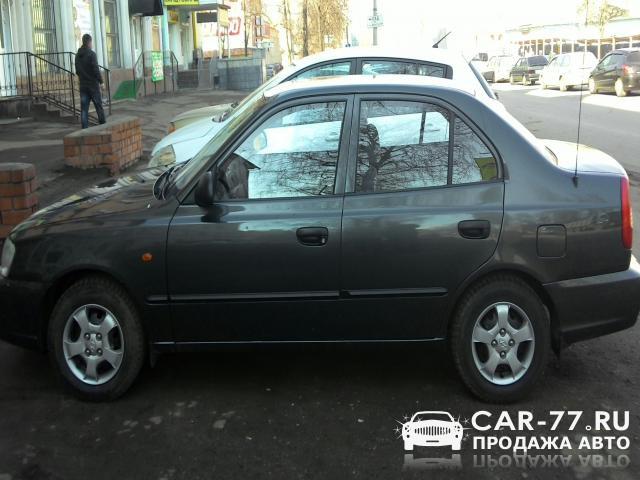 Hyundai Accent Московская область