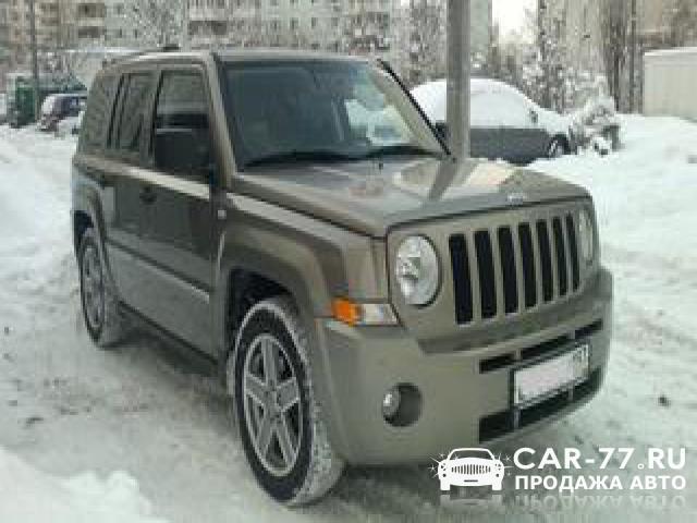 Jeep Patriot Москва