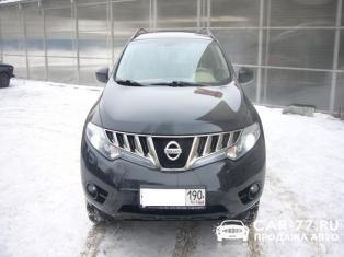 Nissan Murano Пушкино
