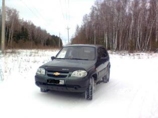 Chevrolet Niva Калужская область
