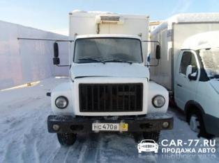 ГАЗ 3309 Москва