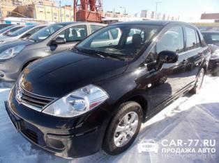 Nissan Tiida Московская область