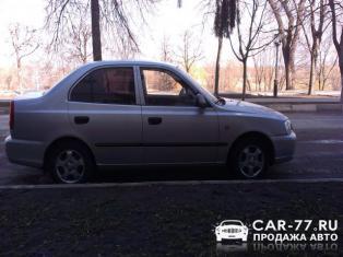 Hyundai Accent Серпухов