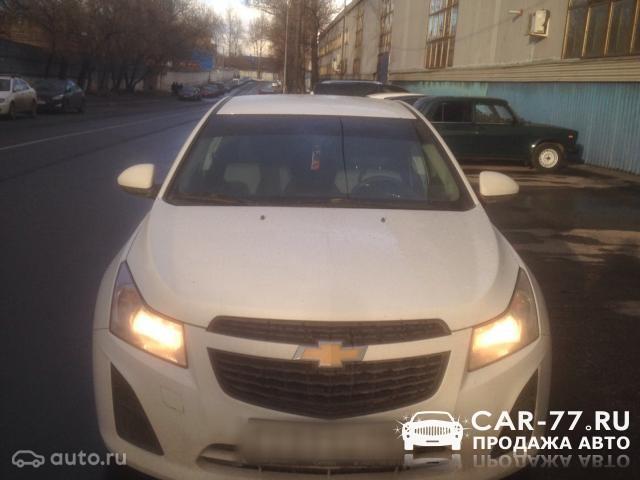 Chevrolet Cruse Москва