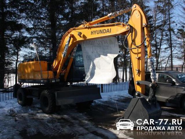Hyundai R170W-9 Домодедово