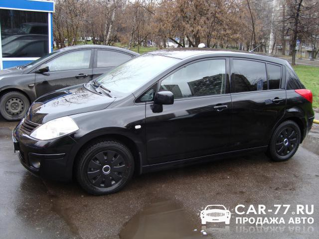 Nissan Tiida Москва