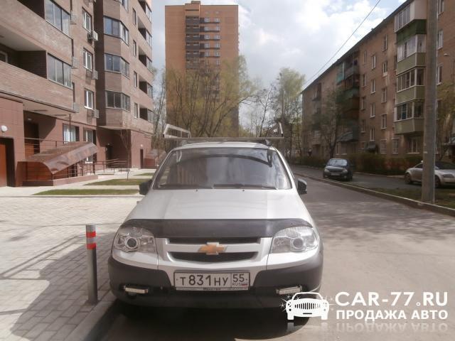 Chevrolet Niva Московская область