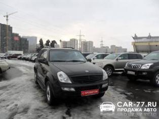 Ssang Yong Rexton Москва