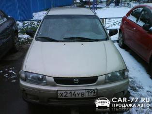 Mazda 323 Москва
