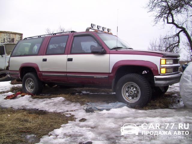 Chevrolet Tahoe Брянская область