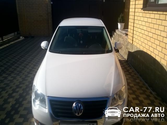 Volkswagen Passat Краснодарский край
