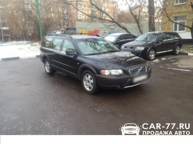 Volvo XC70 Московская область