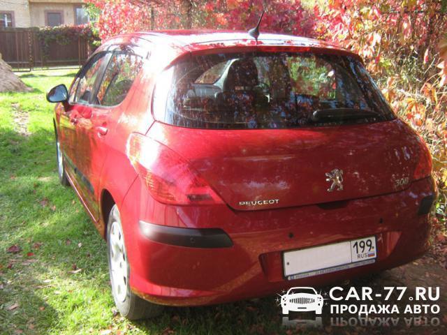 Peugeot 308 Москва