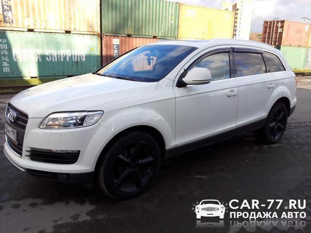Audi Q7 Москва
