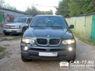 BMW X5 Москва