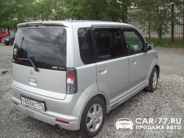 Mitsubishi EK Истра